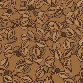 © 2011 leaves and berries coffee