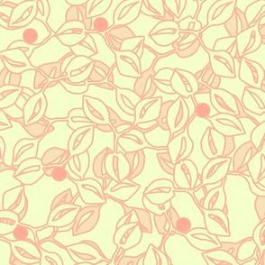 © 2011 leaves and berries lipstickpineapple