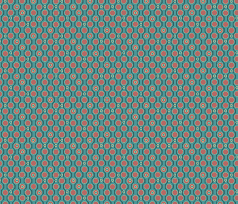 © 2011 lotsadots2 fabric by glimmericks on Spoonflower - custom fabric