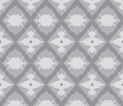 Gray Play fabric by susaninparis on Spoonflower - custom fabric