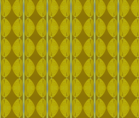 Mid-century Reflections-2 fabric by susaninparis on Spoonflower - custom fabric