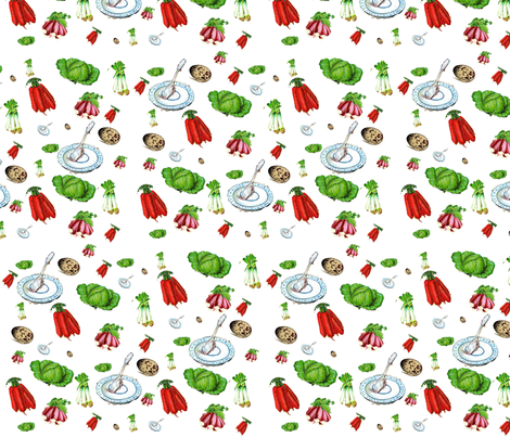 stone_soup fabric by curlysquilts on Spoonflower - custom fabric