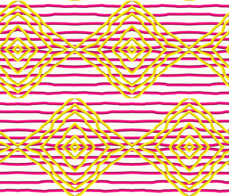 Paint an inch thick by Su_G fabric by su_g on Spoonflower - custom fabric