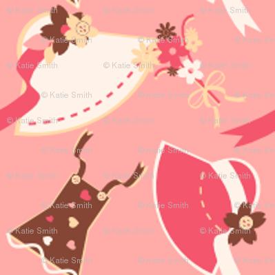 Pink Ladies' Accessories