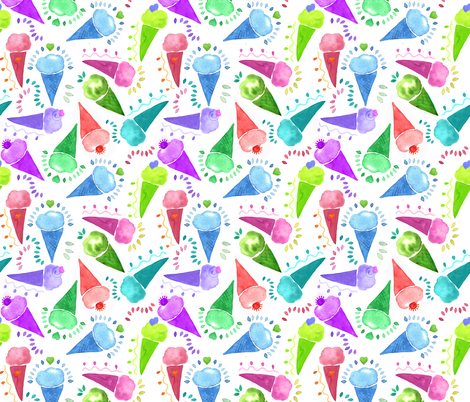 party! fabric by vo_aka_virginiao on Spoonflower - custom fabric