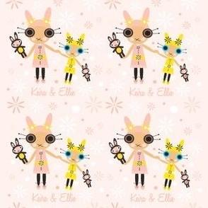 Bunny Girls: Keira & Ellie