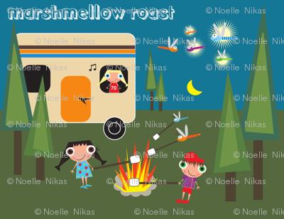 Marshmellow Roast