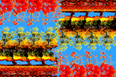 Autumn Landscape Check