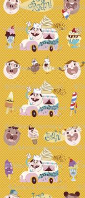 Mr. Ice Cream Man!