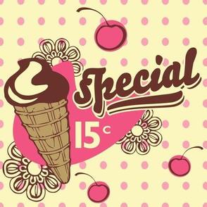 Ice Cream Special