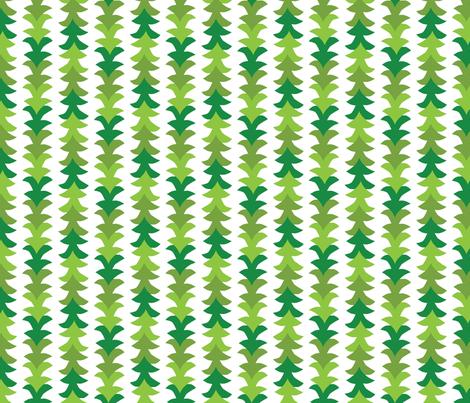 treetops fabric by circlesandsticks on Spoonflower - custom fabric