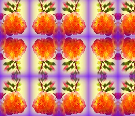 Begonia fabric by robin_rice on Spoonflower - custom fabric