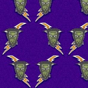 Dr. Frankenfleeces  Monster