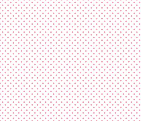 Strawberry yoghurt fabric by majobv on Spoonflower - custom fabric