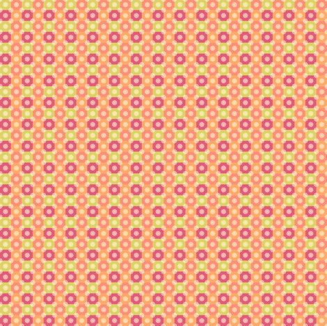 Bright Geometric fabric by kezia on Spoonflower - custom fabric