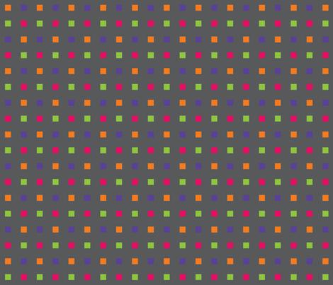 Gamer Dot 1 fabric by modgeek on Spoonflower - custom fabric