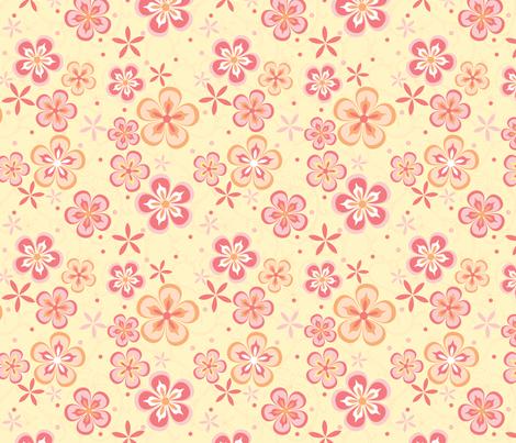 Citrus Garden fabric by aimeemarie on Spoonflower - custom fabric