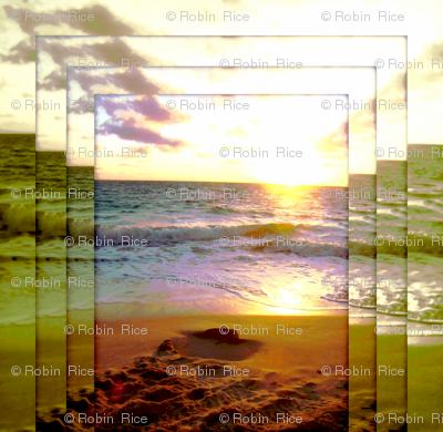 Sunset on Sandcastle's End