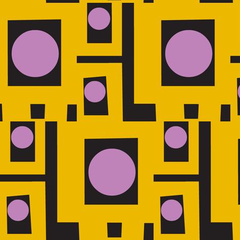 Mod Blocks fabric by boris_thumbkin on Spoonflower - custom fabric