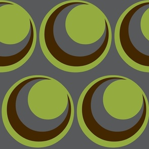 Urban green /  circles