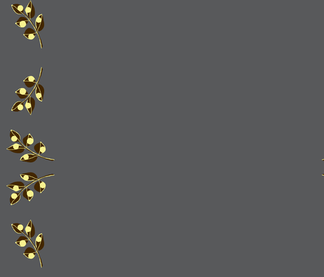 Urban steel /  border fabric by paragonstudios on Spoonflower - custom fabric