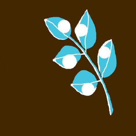 Urban loft / border fabric by paragonstudios on Spoonflower - custom fabric