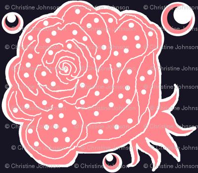 Urban girl /  rose