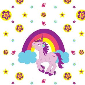 Purple Unicorn
