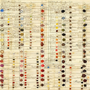 First ColorChart