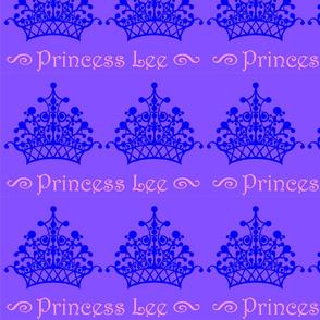 Purple Princess Lee