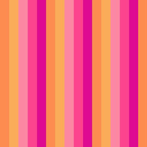 Popbi! - Sugarbaby - Medium Striped -  PinkSodaPop 4ComputerHeaven.com  fabric by pinksodapop on Spoonflower - custom fabric
