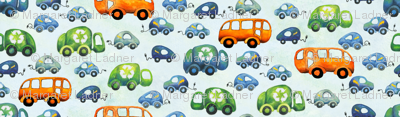 Green Wheels (small)