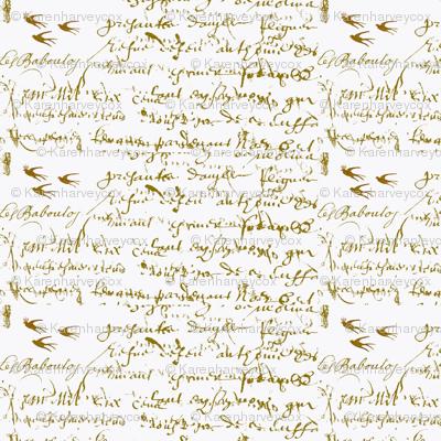 Anita's Inspiration small print
