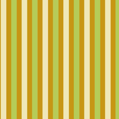 Goldenrod Avocado Stripe fabric by countrygarden on Spoonflower - custom fabric