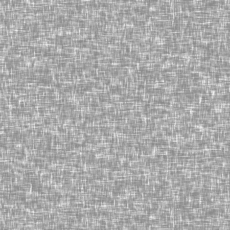 Silver and white linen-weave, medium by Su_G fabric by su_g on Spoonflower - custom fabric