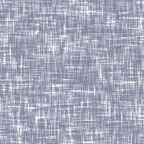 LARGE Dove-gray + white linen-weave by Su_G