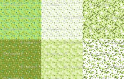 Sea Gifts/Shell-Mell x6 Sampler - Seaweed