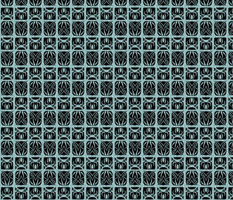 imaginarycreatures fabric by rockpaperfabric_design on Spoonflower - custom fabric