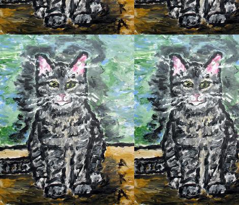 Little_Rascal fabric by anne_k_abbott on Spoonflower - custom fabric