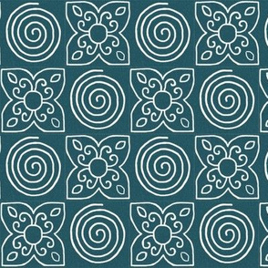 NEWSPIRAL-delicate-overall-pattern-brush-DKTURQsmudge