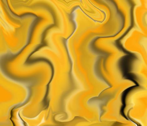 Golden Sunset fabric by ladyfayne on Spoonflower - custom fabric
