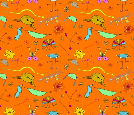 Rrrrimaginarycreaturesonorange3300x2700_11x9_300dpi_shop_preview