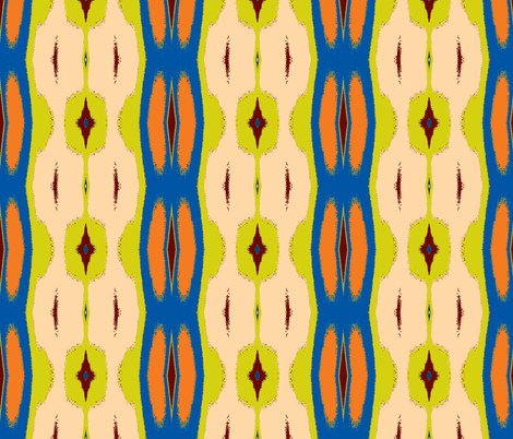 My Third Eye fabric by susaninparis on Spoonflower - custom fabric