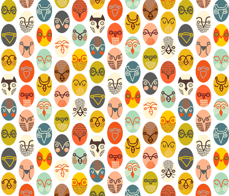 rare species fabric by endemic on Spoonflower - custom fabric