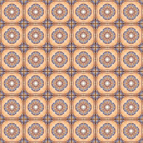 Mission Tiles fabric by siya on Spoonflower - custom fabric