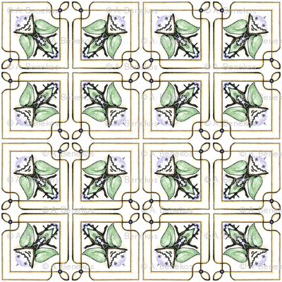Leaf Tiles