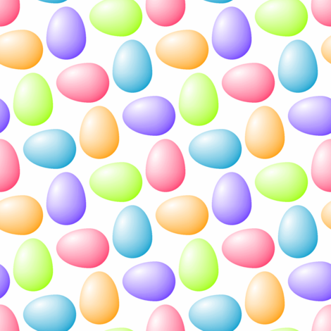 eggies fabric by sef on Spoonflower - custom fabric