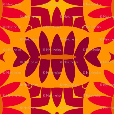 Mandorle (Warm Colours)