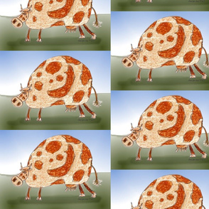 Timi's Cow