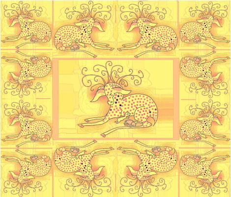 Sundeerlings fabric by adranre on Spoonflower - custom fabric
